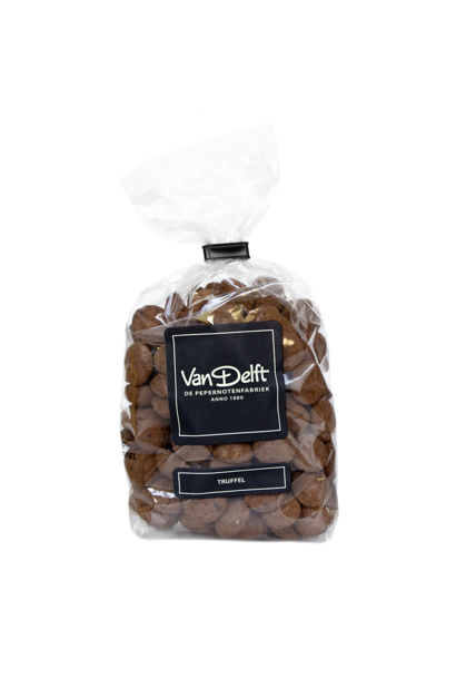 Truffle Peppernuts