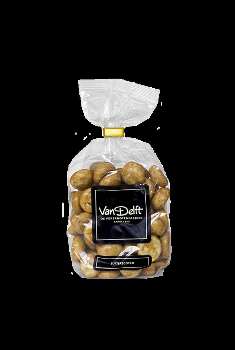 Butterscotch Peppernuts