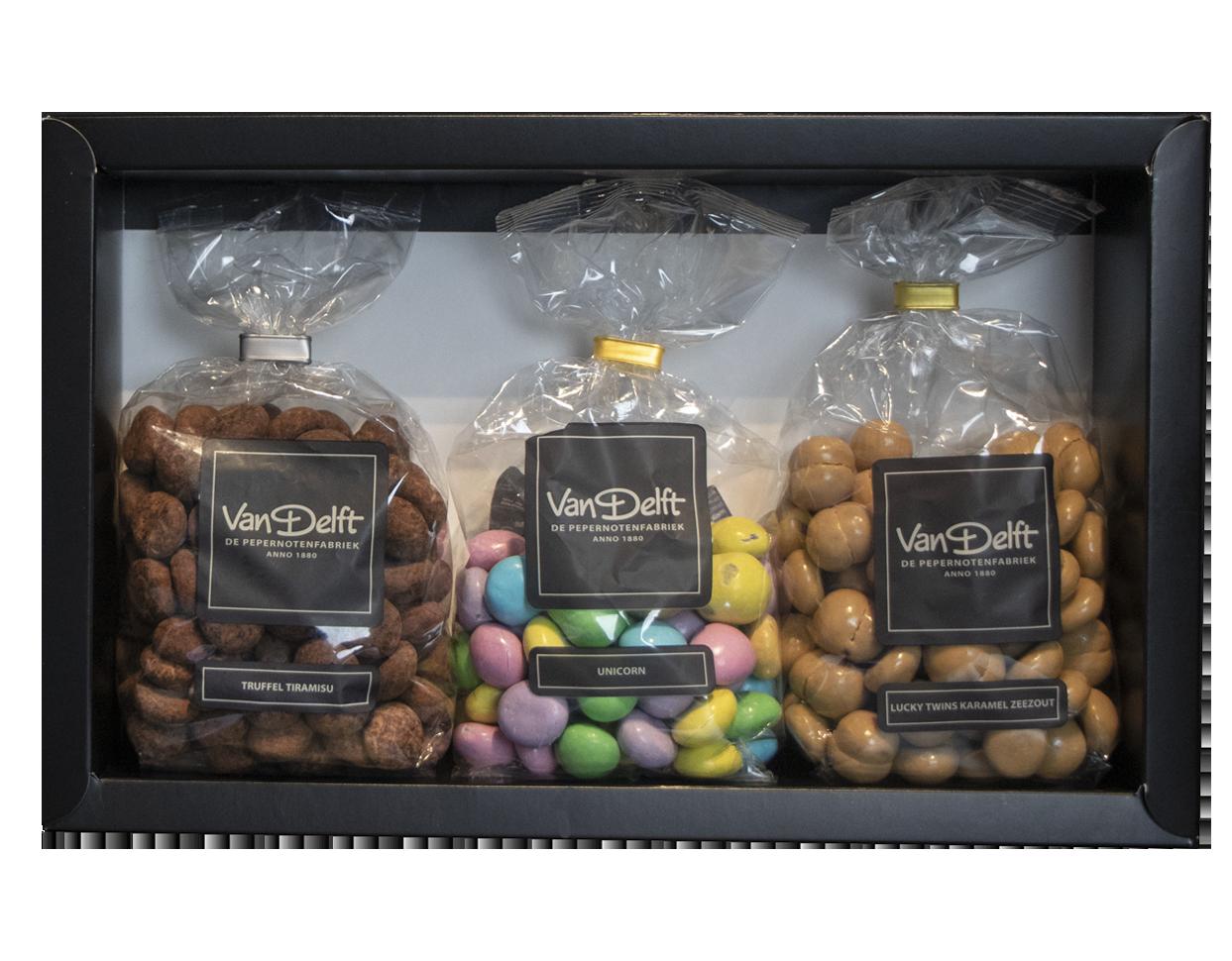 Geschenkbox 3 Tasche-2