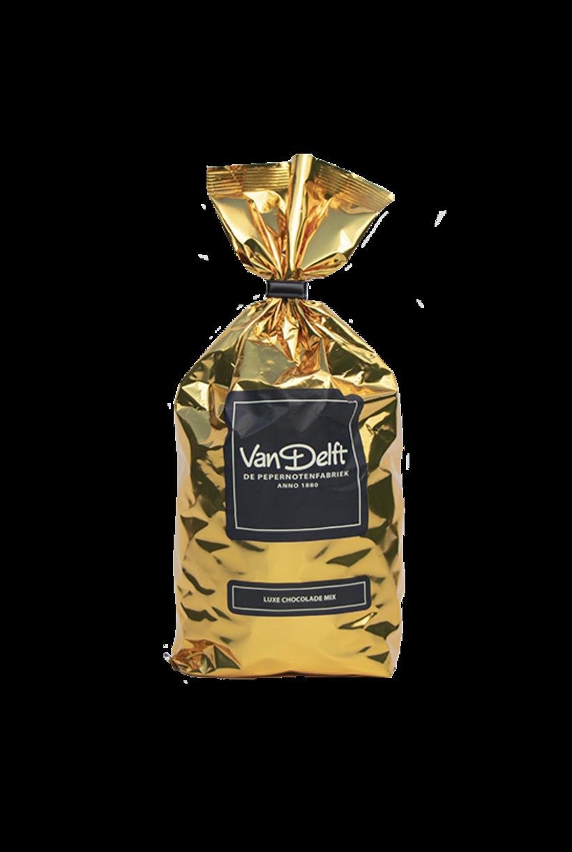 Gold Clip Bag Luxus Mix