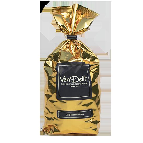 Kruidnoten Gouden Toefzak Luxe Mix-1
