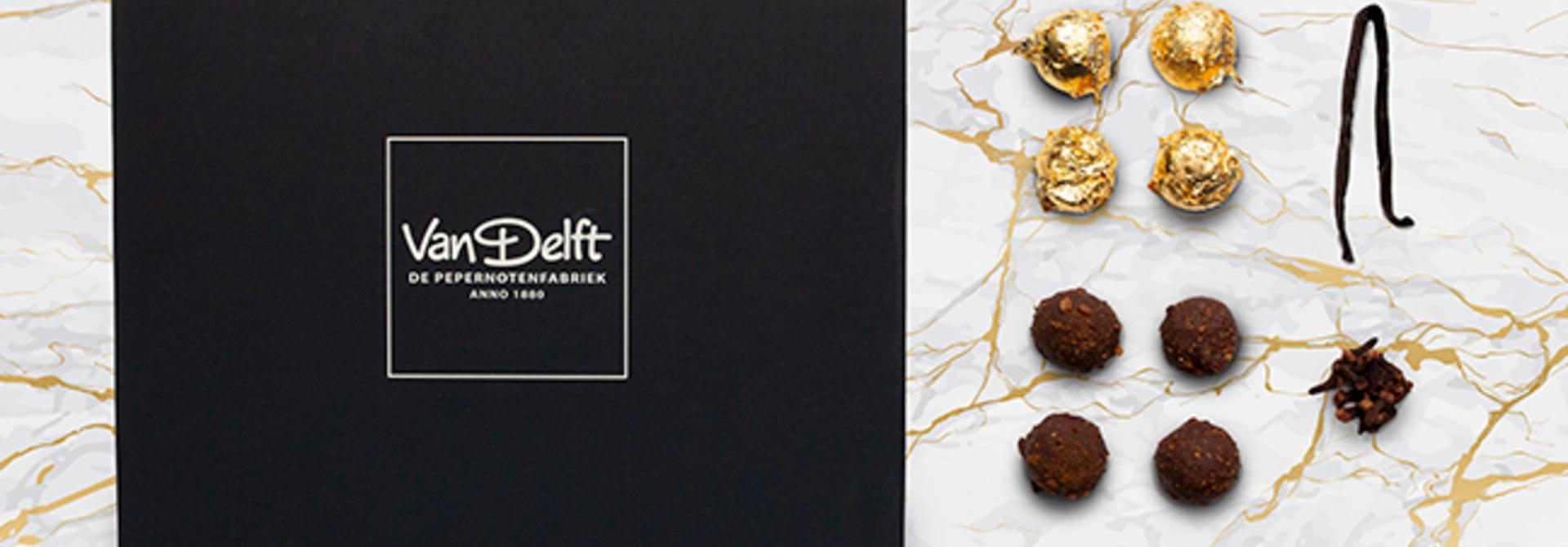 Van Delft maakt duurste pepernoot