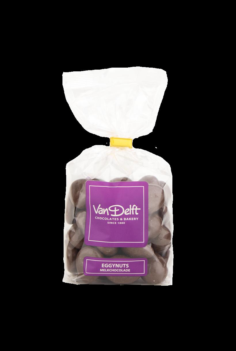 Eggynuts Melkchocolade