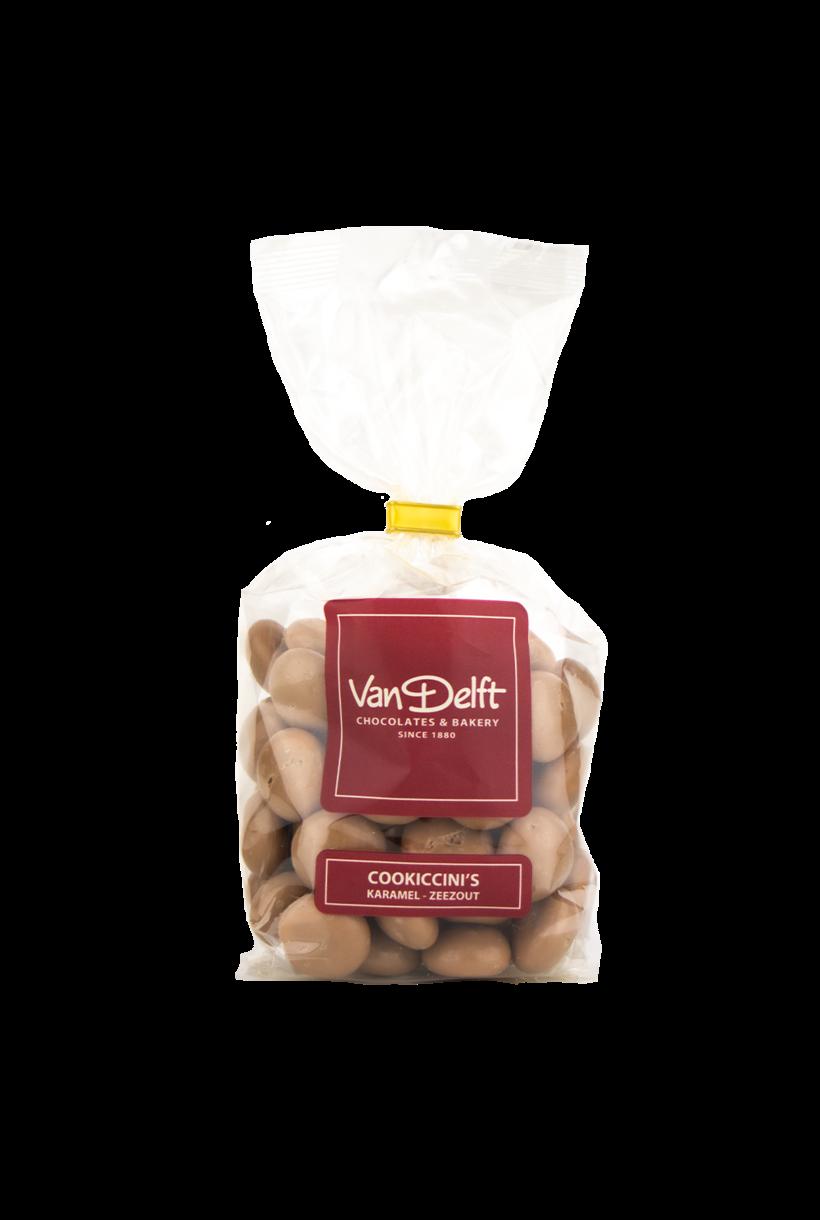 Cookiccini Karamell Meersalz