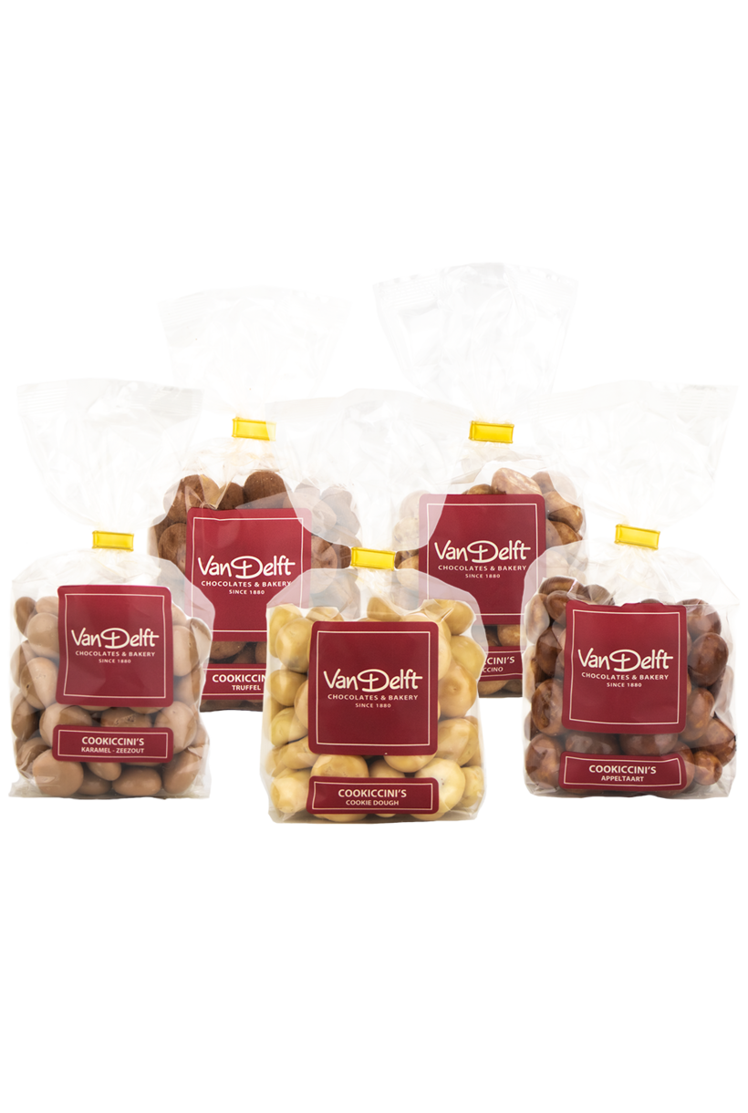 Cookiccini Introductiepakket