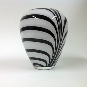 Zebra vaas