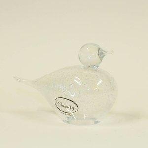 Little bird with bubbles 17 cm
