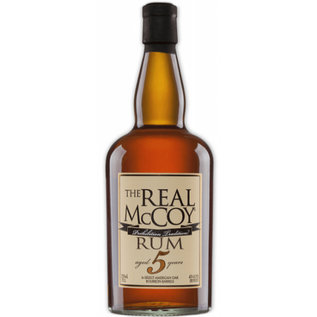 The Real McCoy The Real MacCoy 5 years old rum