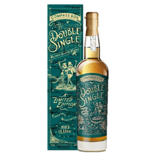 Compass Box Compass Box Double Singel Limited Edition whisky