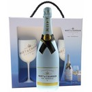 Moet & Chandon Moet & Chandon Ice Imperial with 2 glasses