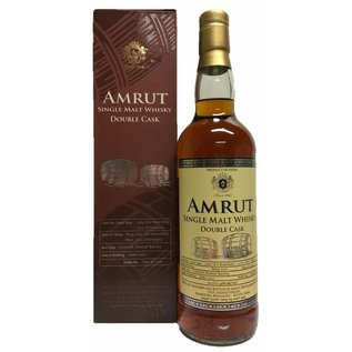 Amrut Amrut Double Cask Indian Single Malt Whisky