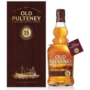 Old Pulteney Old Pulteney 25 years old