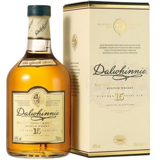 Dalwhinnie Dalwhinnie 15yo