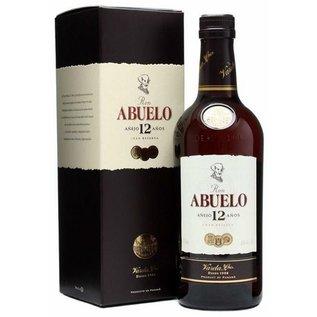 Ron Abuelo Abuelo 12yo rum