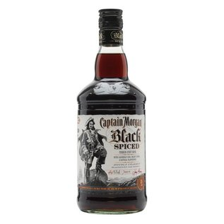 Captain Morgan Captain Morgan Black Spiced Rum