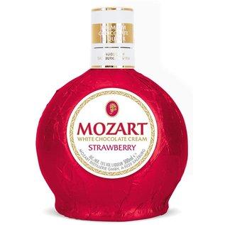 Mozart Mozart White Chocolate Strawberry liqueur