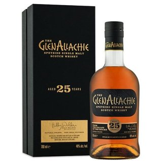 Glenallachie Glenallachie 25 years old (48% ABV)