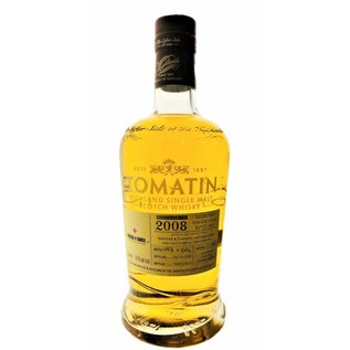 Tomatin Tomatin 2008 Limited Edition (56.6%) B&T 25th Anniversary