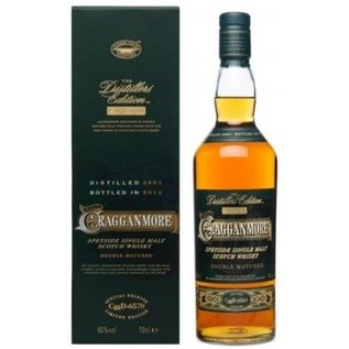 Cragganmore Cragganmore Distillers Edition 2018