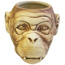 Tiki Tiki Mug Monkey matte finish 550ml