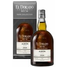 El Dorado El Dorado Rum Rare Collection 'Albion' 2004 -14yo ( 60,1%)