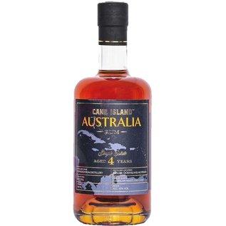 Cane Island Rum Beenleigh Rum Distillery  4yo Single Estate Rum - Cane Island