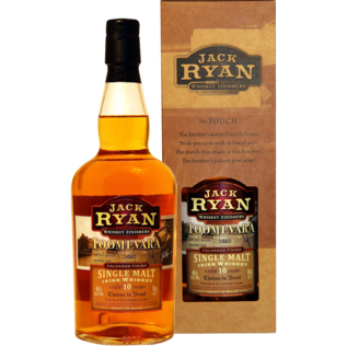 Jack Ryan Jack Ryan Single Malt Toomvara 10 Years Old Calvados Finish