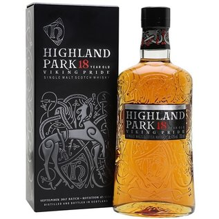 Highland Park Highland Park Viking pride 18 Years Old