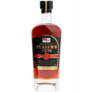 Pussers Pussers Britisch Navy Rum 15 Years Old