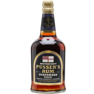 Pussers Pussers Britisch Navy Rum Gunpowder Proof (54.5%)