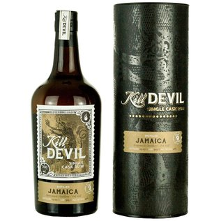 Hunter Laing & Co Kill Devil Jamaica Monymusk 2007-9 Years Old