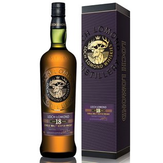 Loch Lomond Loch Lomond Single Malt 18 Years Old
