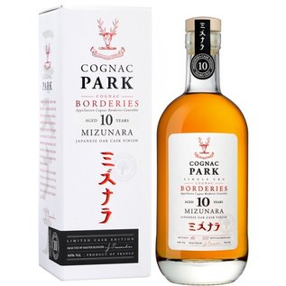Cognac Park Cognac Park Borderies Mizunara Cask 10 Years Old
