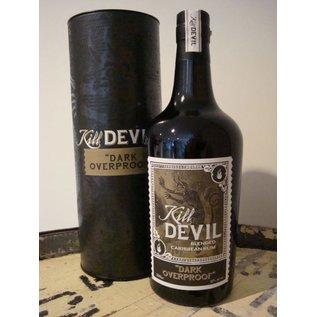 """Hunter Laing & Co Kill Devil Blended Caribean Rum """"Dark Overproof"""""""