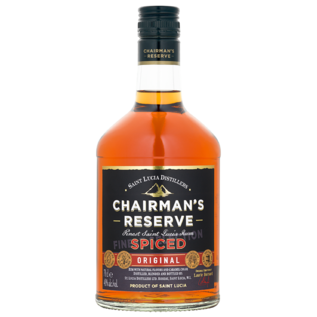St.Lucia Distillers Chairman's Reserve Spiced Rum