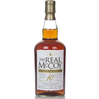 The Real McCoy The Real McCoy 10 Years Old  Virgin Oak