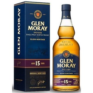 Glen Moray Glen Moray 15 Years Old