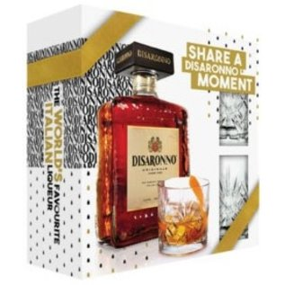 Disaronno DiSaronno Originale giftset with 2 glasses