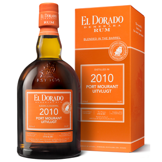 El Dorado PRE- ORDER, El Dorado Port Mourant/Uitvlugt 2010 (51%)