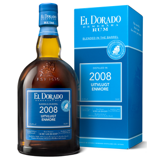 El Dorado PRE- ORDER, El Dorado Uitvlugt/Enmore 2008 (47.4%)