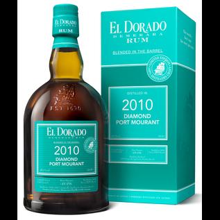El Dorado Pre-Order - El Dorado Diamond/Port Mourant 2010 (49.1%)