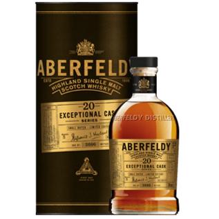 Aberfeldy Aberfeldy Exeptional Cask Small Batch LE 20yo (43% ABV)