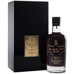 Black Tot Black Tot Rum 1975 - 40 Years Old Demarara Rum (44.2%)