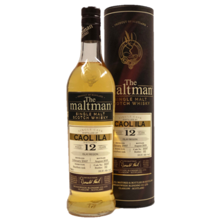 The Maltman The Maltman Caol Ila 12 Years Old  (53.3% ABV)