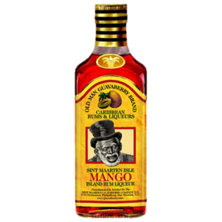 Old Man Guavaberry Guavaberry Mango liqueur
