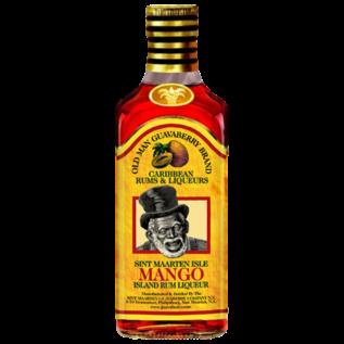 Old Man Guavaberry Guavaberry Mango liqueur