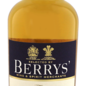 Berry Bross & Rudd Berrys Own Finest Jamaican Rum 13yo (46%)
