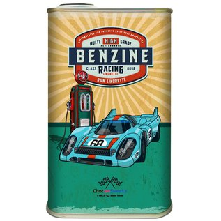 ChocanSweets Rumlikeur 'Benzine' Le Mans Race car Old Timer Series