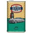 ChocanSweets Kruidenbitter 'Diesel' - Grijze Oldtimer