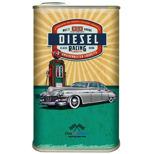 ChocanSweets Kruidenbitter 'Diesel' - Grey Oldtimer Old Timer Series